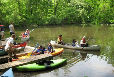 Griggstown Canoe and Kayak Rental | 1076 Canal Rd, Princeton, NJ 08540